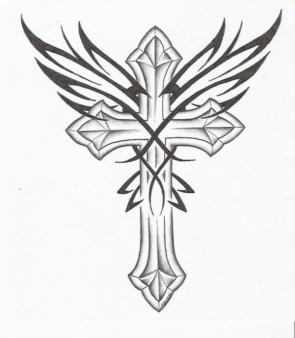 Nail Cross Drawing At Getdrawings Free For Personal Use Nail