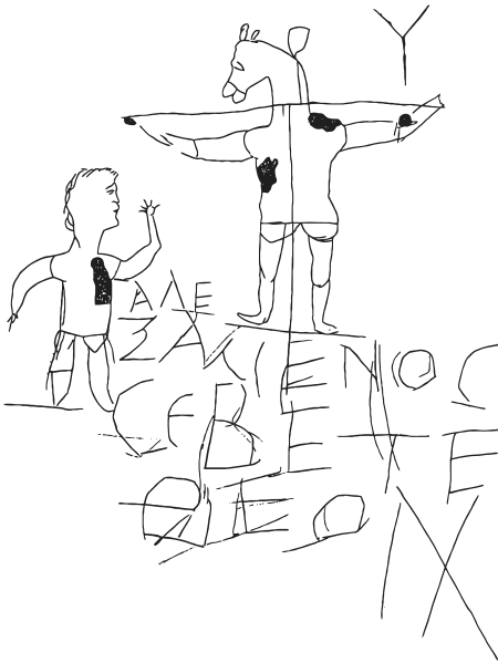 450x599 Was Jesus Really Nailed To The Cross