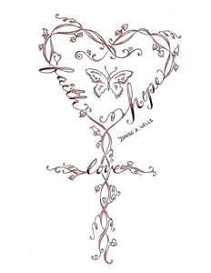 232x300 Smallcross Tattoo Small Cross Tattooscross Tattoos Tattoobite