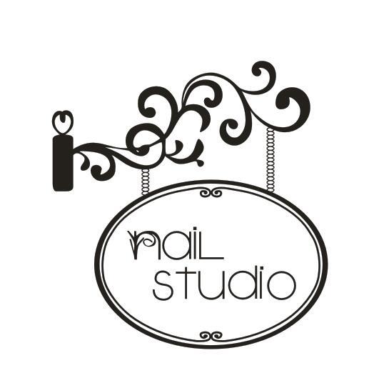 517x529 Nail Salon Vinyl Wall Decal Nail Studio Quote Lettering Mural Art