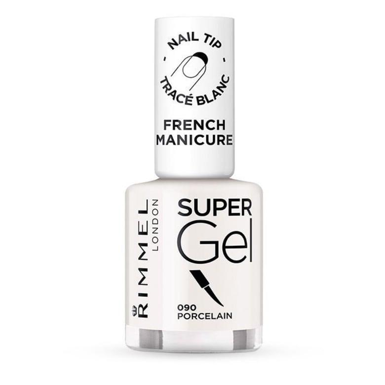 780x780 Super Gel French Manicure Rimmel London Uk