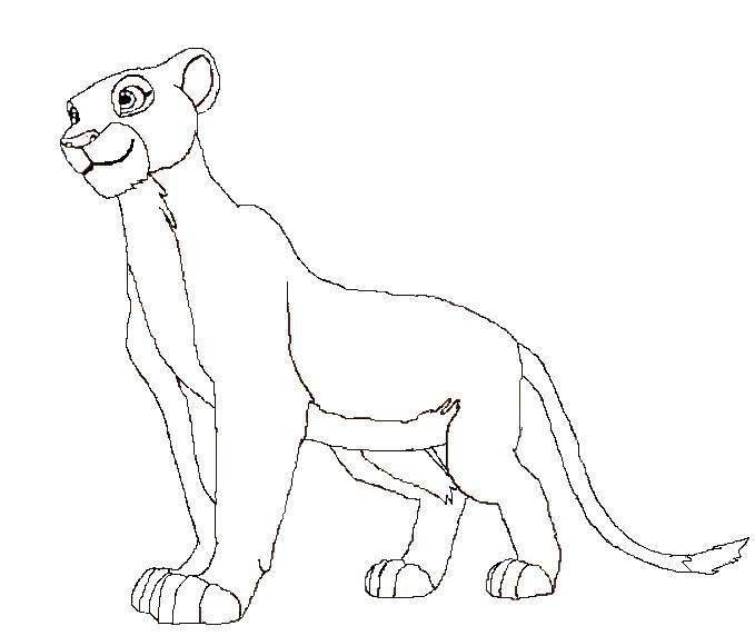 679x572 Lion King Base 5 By Novamus