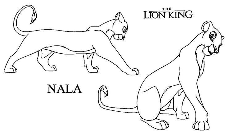 736x441 Nala Lion King
