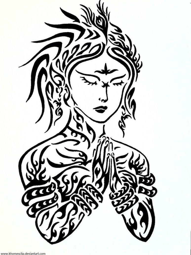 774x1032 Namaste By Khomesclip