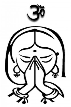 250x375 Om Amp Namaste, What Does It Mean By Eliane Carotta