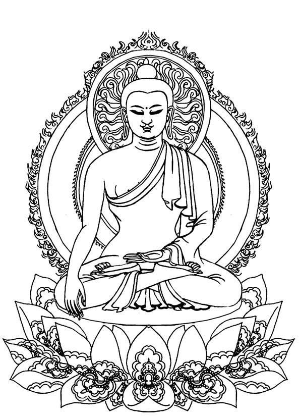 595x826 Buddah Back Cover Up Idea Buddhanamaste.