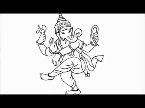 480x360 How To Draw Ganesha Step By Step For Kids