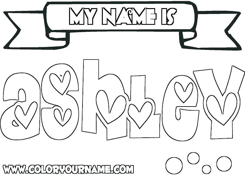 784x565 Printable Name Coloring Pages Coloring Pages Online Printable Make