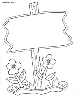 250x323 Name Templates Coloring Pages