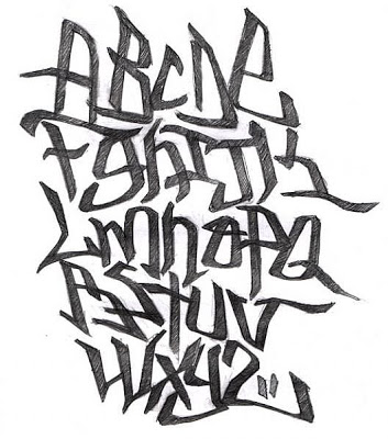 353x400 How To Draw Graffiti With A Name Graffiti Names