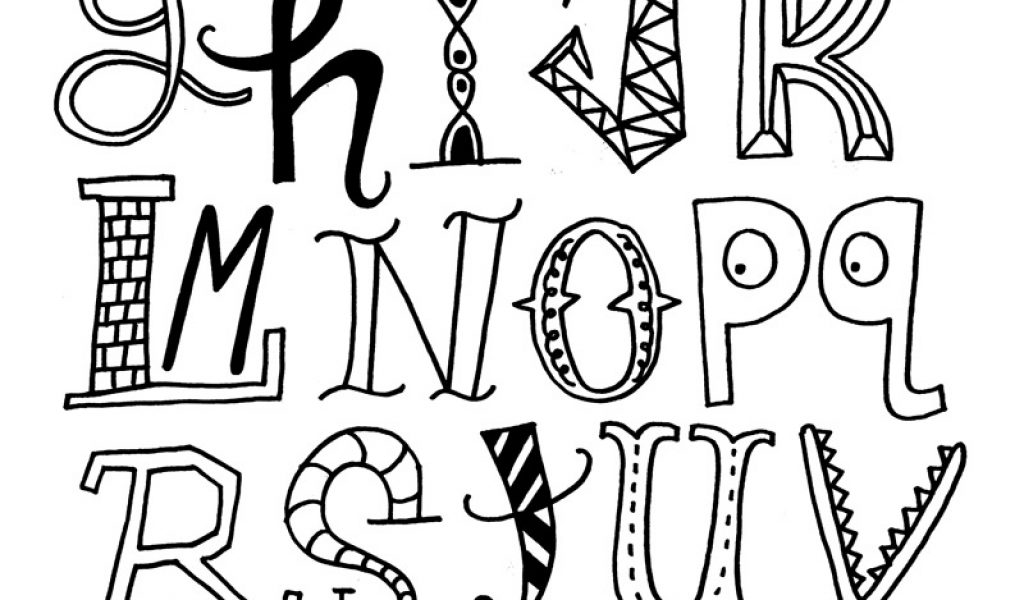 1024x600 Cool Drawings Of Names Of Your Name Cool Ways To Write Your Name