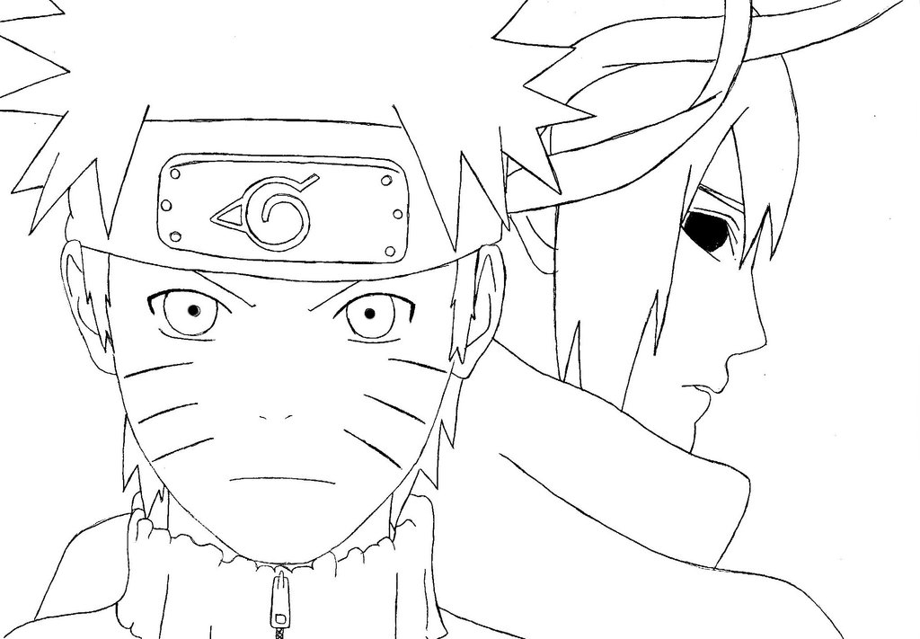 1024x711 naruto and sasuke by leeeh chan on deviantart