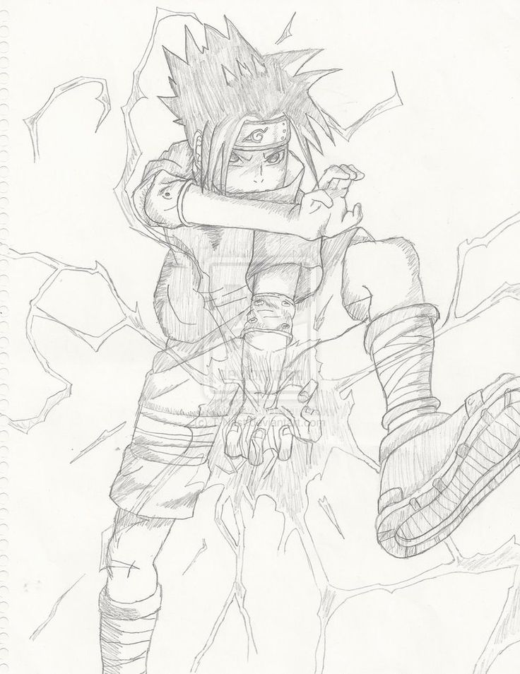 736x954 The Best Sasuke Drawing Ideas On How To Draw