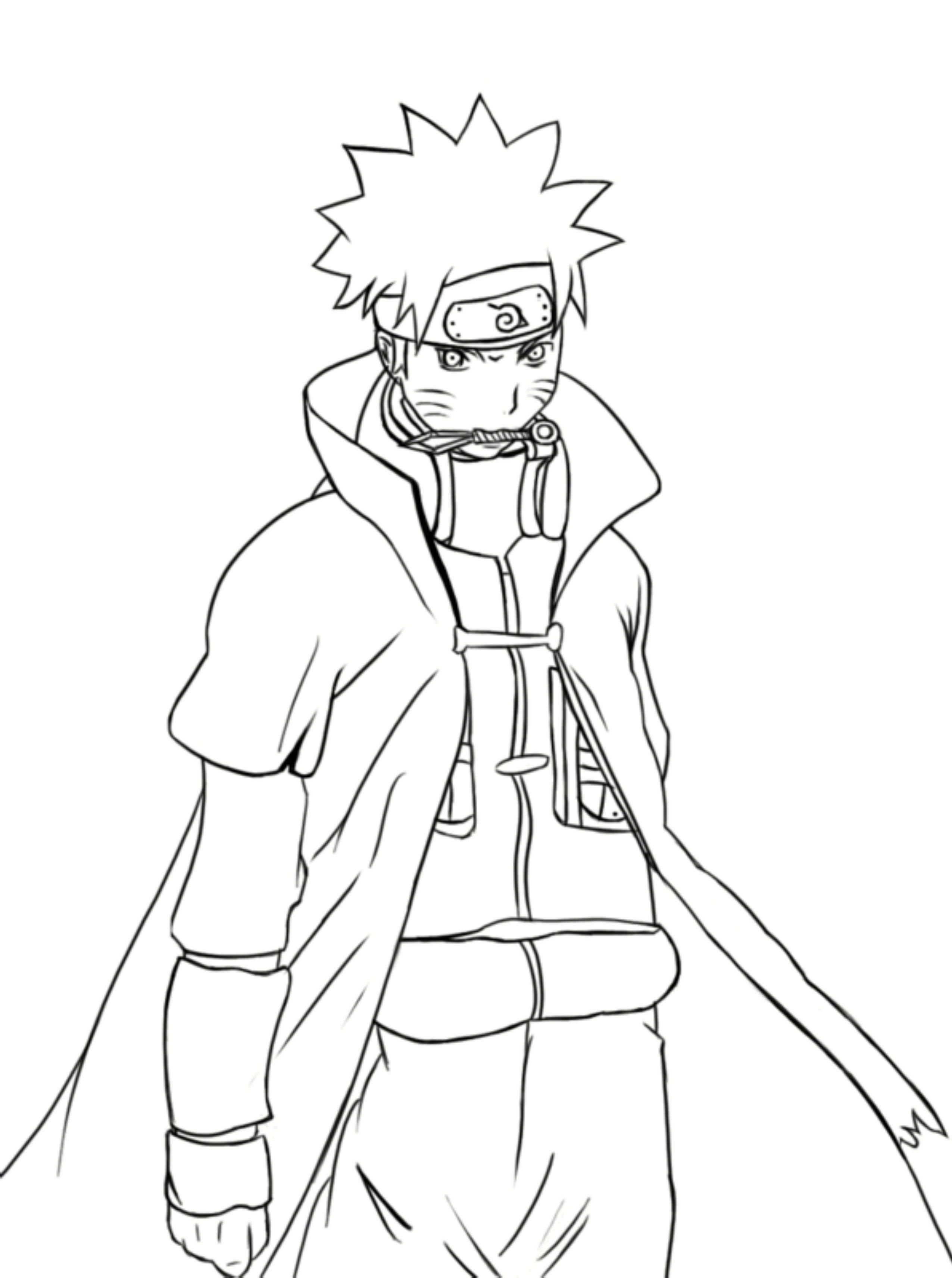 2551x3424 Naruto Characters Anime Coloring Pages For Kids Lovely Manga