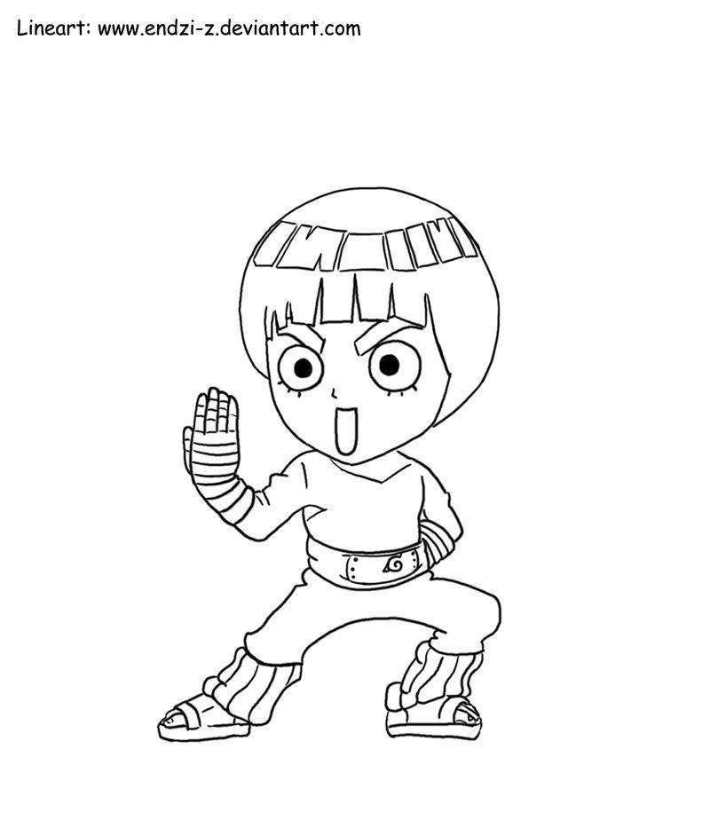 Naruto Chibi Drawing at GetDrawings | Free download