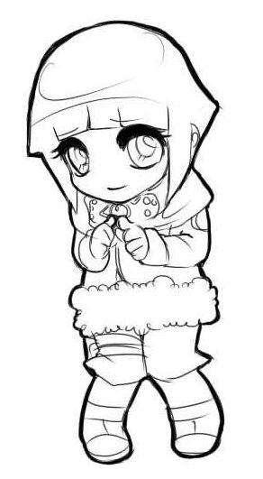 Naruto chibi drawing at free for for Chibi naruto coloring pages