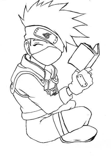 Naruto Chibi Drawing At Getdrawings Com Free For Personal Use