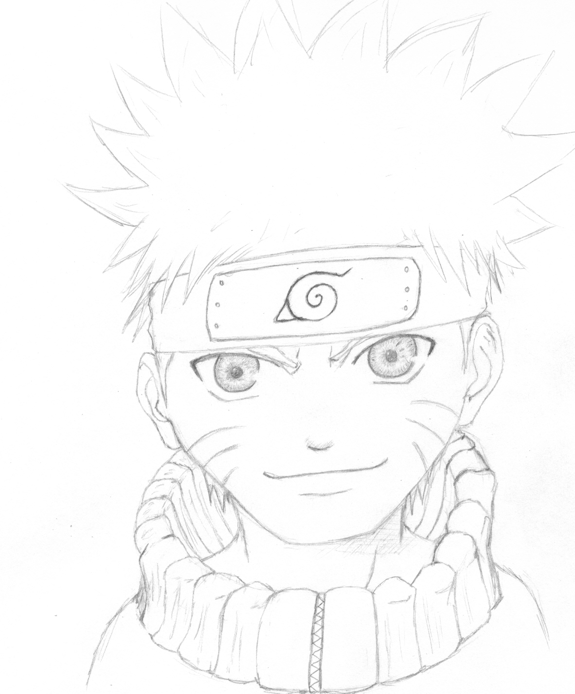 1182x1427 Naruto Sketch by Stargatefangurl on DeviantArt