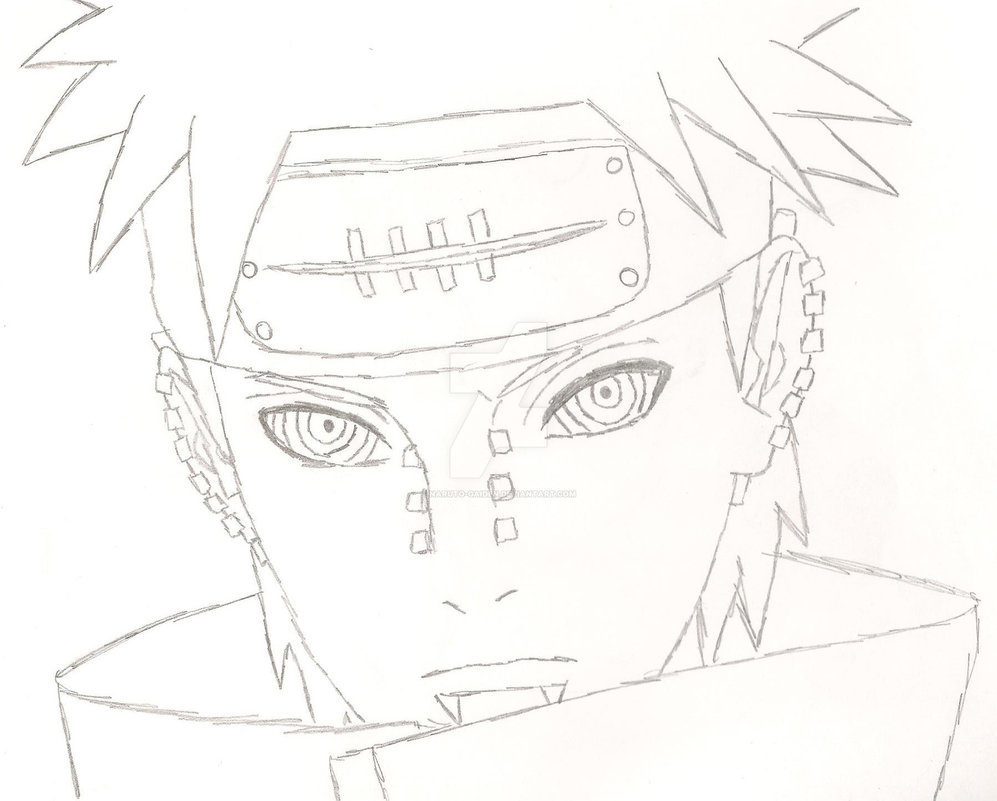 997x801 Pain by Naruto Gaiden on DeviantArt