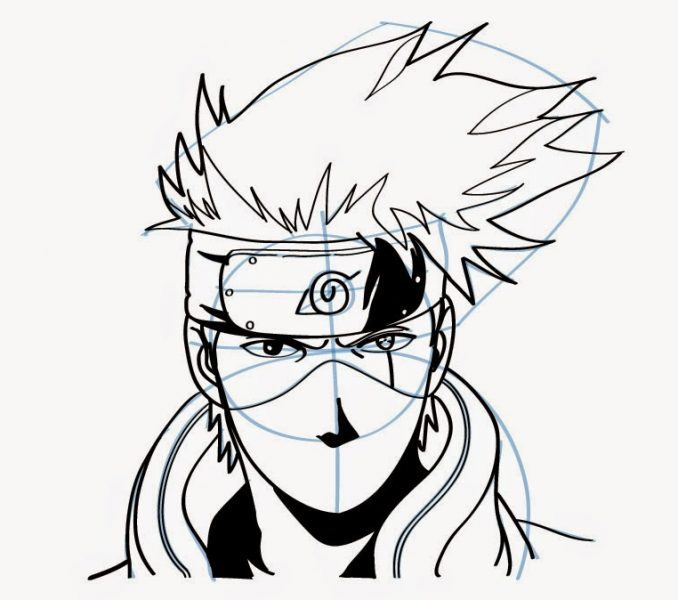 678x600 Naruto Pictures To Draw Naruto Pictures Drawing