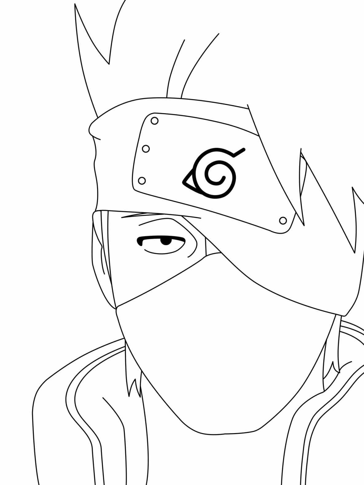 1185x1580 Papadimebag Anbu Kakashi Hatake Drawing Easy By Papadimebag