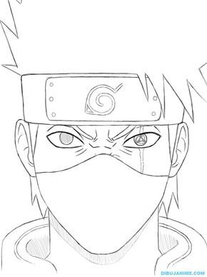 290x388 The Best Como Dibujar A Naruto Ideas