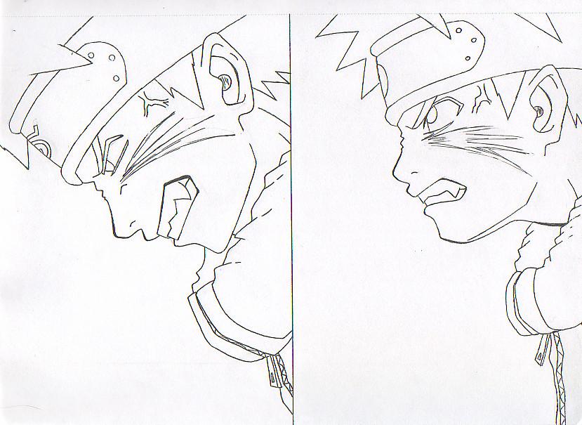 829x605 Kyuubi Naruto 24 Outline By Torakage Blacklight