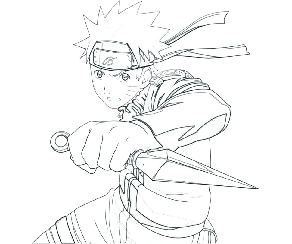 naruto sage mode drawing at getdrawings com
