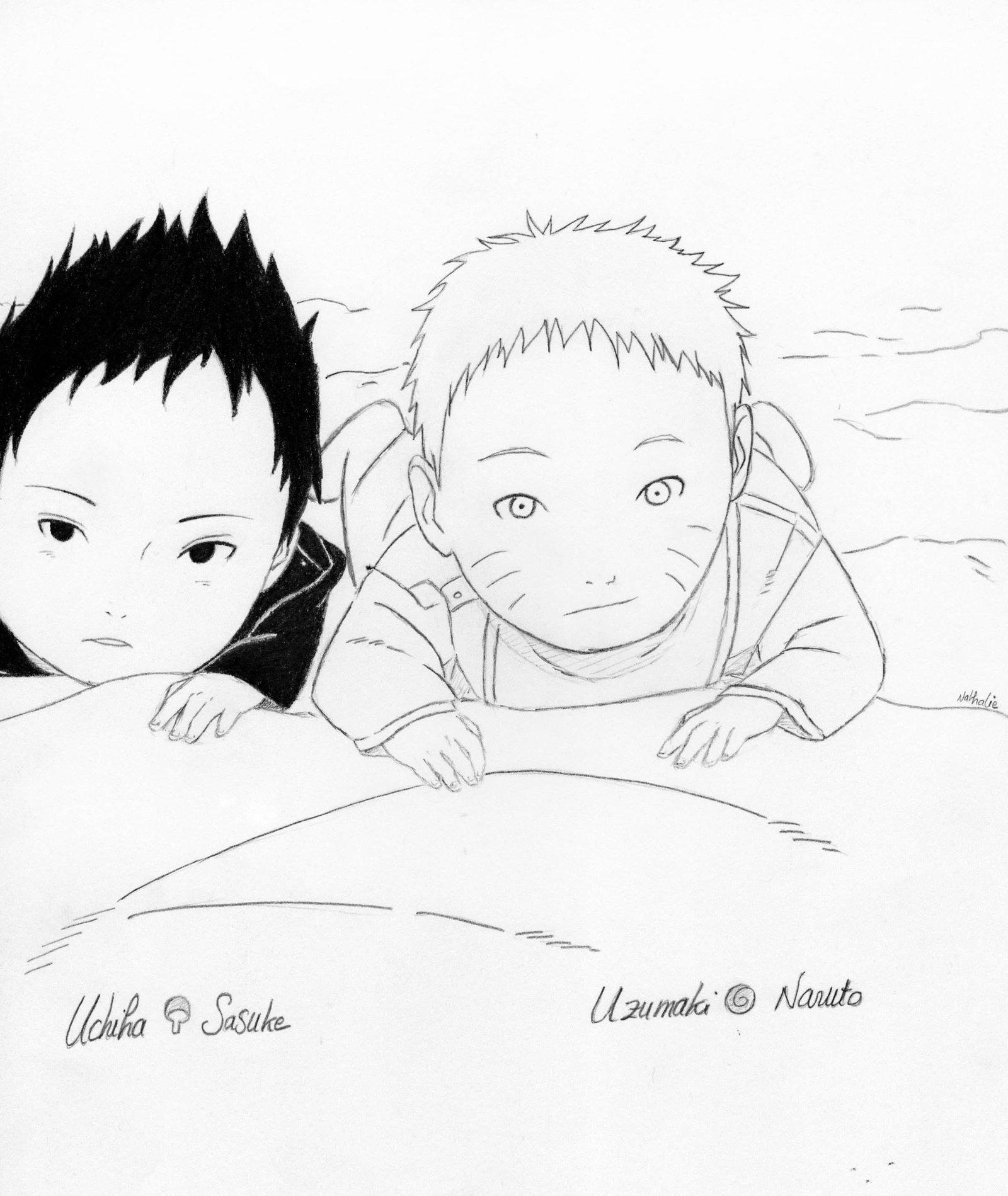 Naruto Sakura Drawing