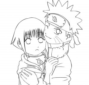 300x288 Coloring Pages To Print Naruto Shippuden For Kids Page Free