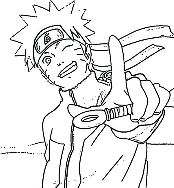 600x649 Top Rated Naruto Coloring Pages Images Coloring Pages Photos