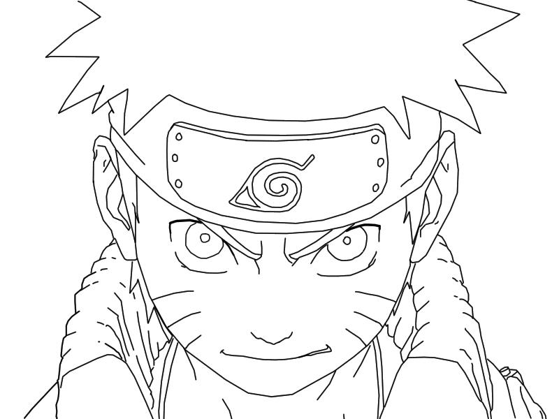 Naruto Uzumaki Drawing