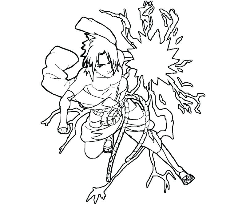 This is a photo of Amazing naruto and sasuke coloring pages