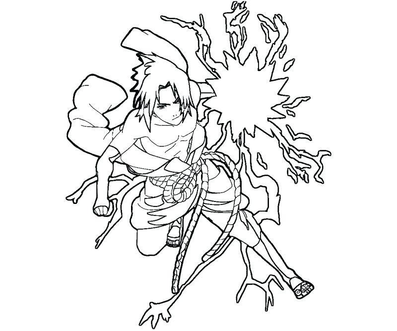 Naruto Vs Sasuke Drawing at GetDrawings Free for