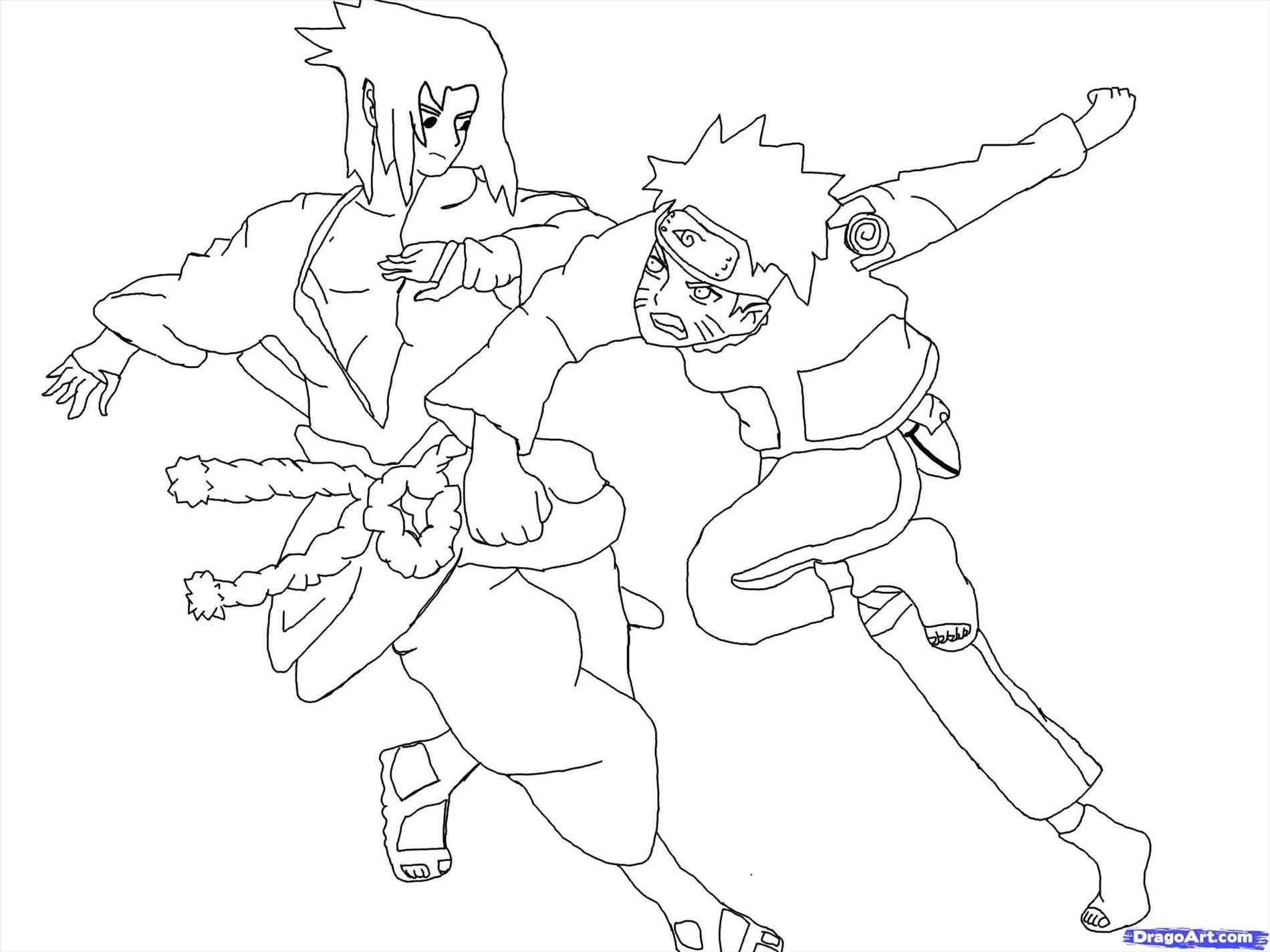 1900x1425 Naruto Vs Sasuke Drawing Color Drinkeats.club