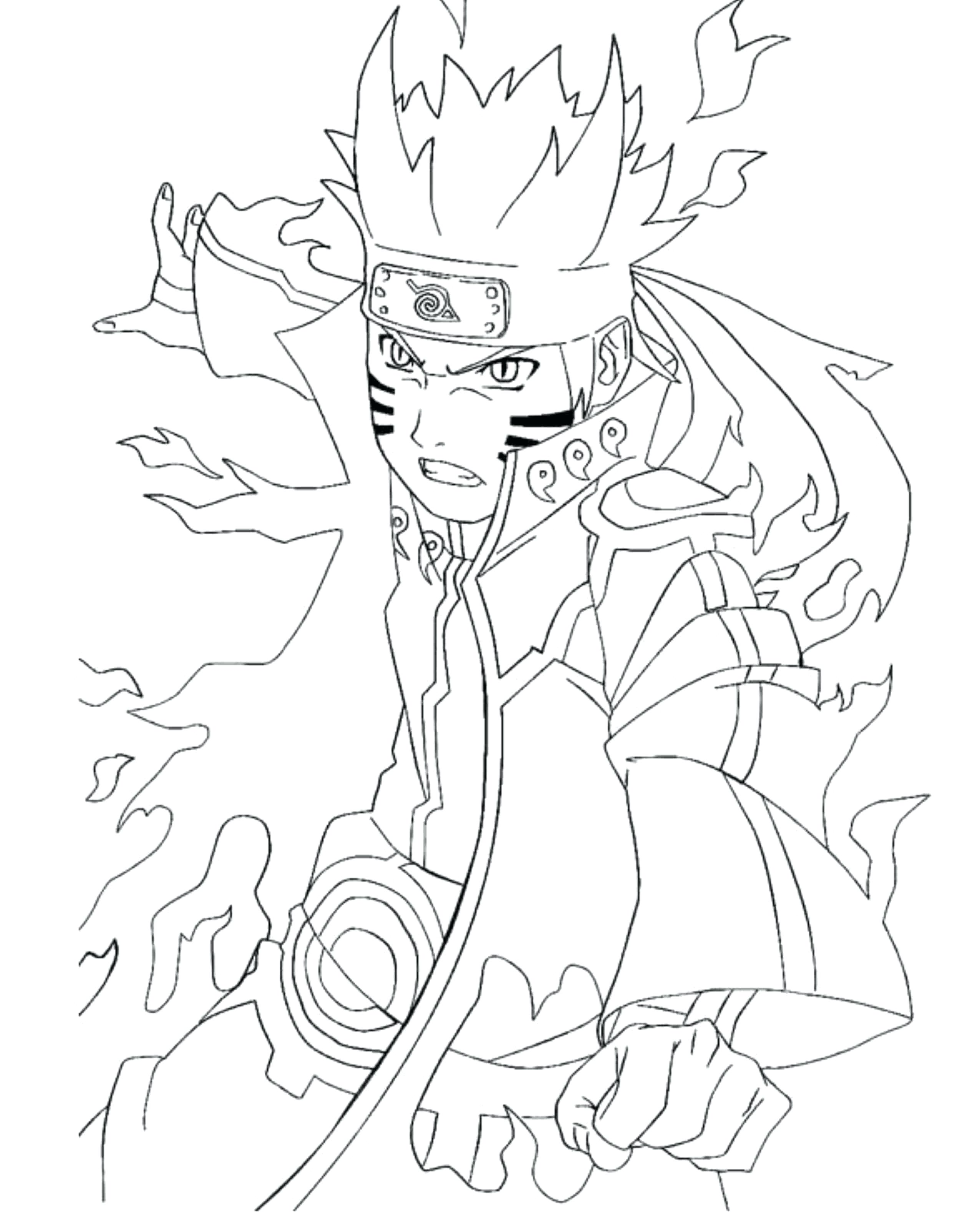 It is a photo of Intrepid naruto and sasuke coloring pages