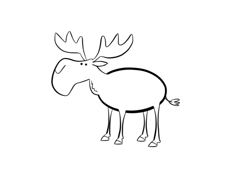 792x612 Narwhal Coloring Pages Many Interesting Cliparts