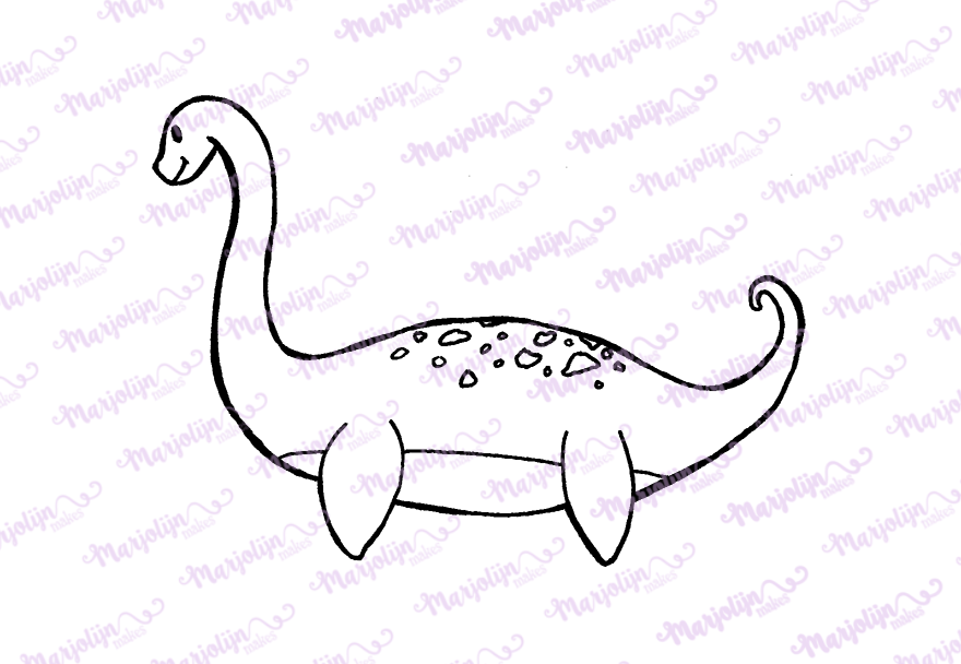 880x608 New Releases! Narwhal And Nessie