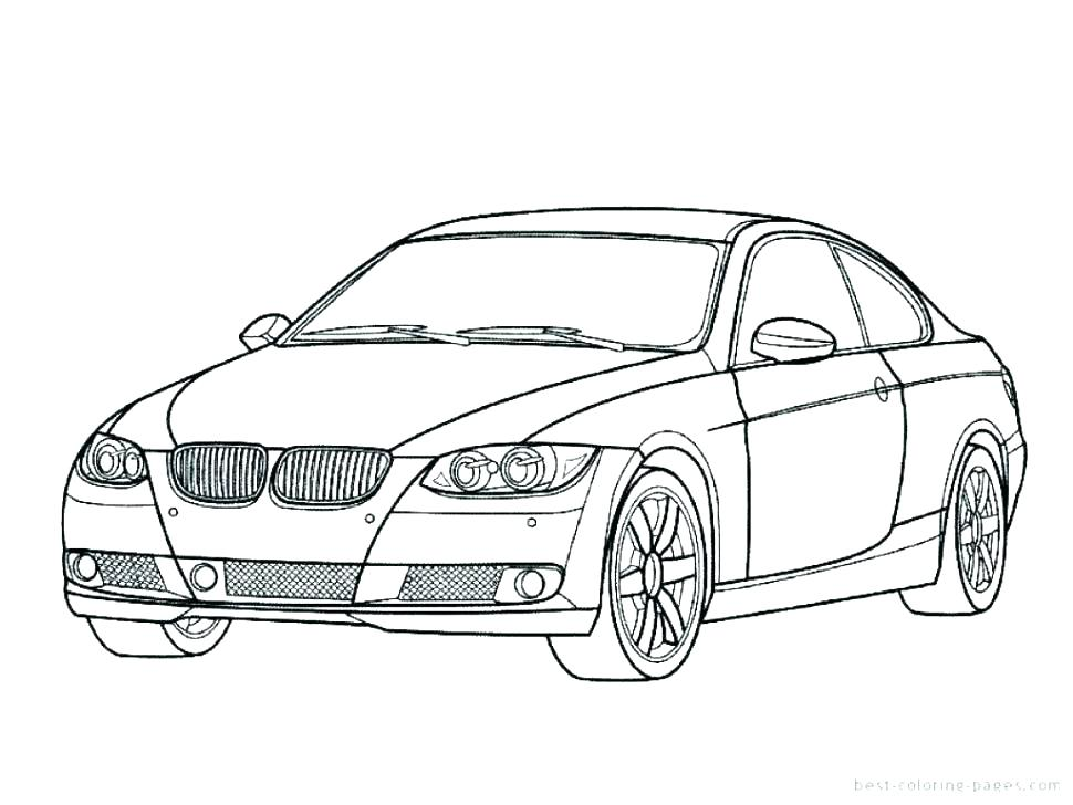Nascar Car Drawing At Getdrawings Com