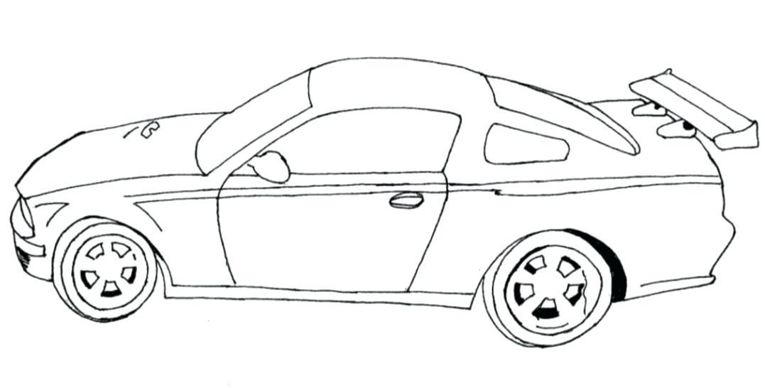 1077x546 Race Car To Color Pin Drawn Race Car Color Nascar Race Car Colors