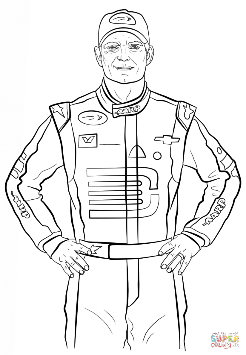 Nascar Drawing at GetDrawings.com | Free for personal use ...