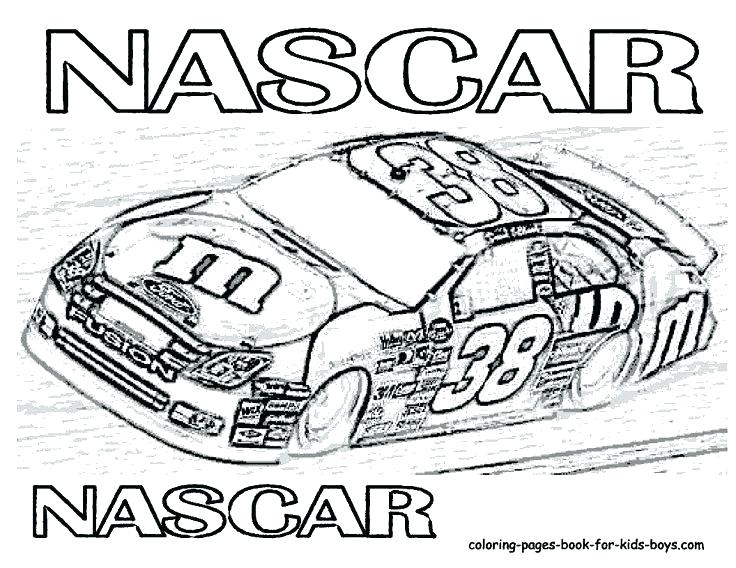 736x568 Race Car To Color Pin Drawn Race Car Color Nascar Race Car Colors