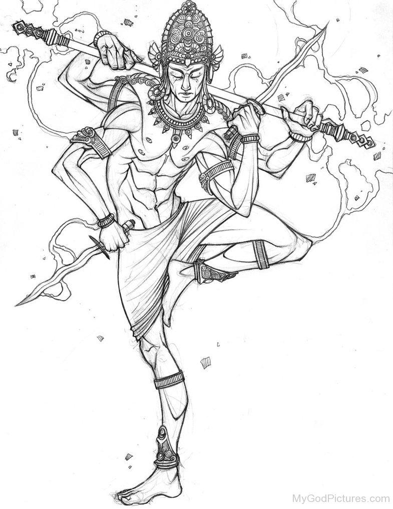 785x1018 Lord Indra Ji