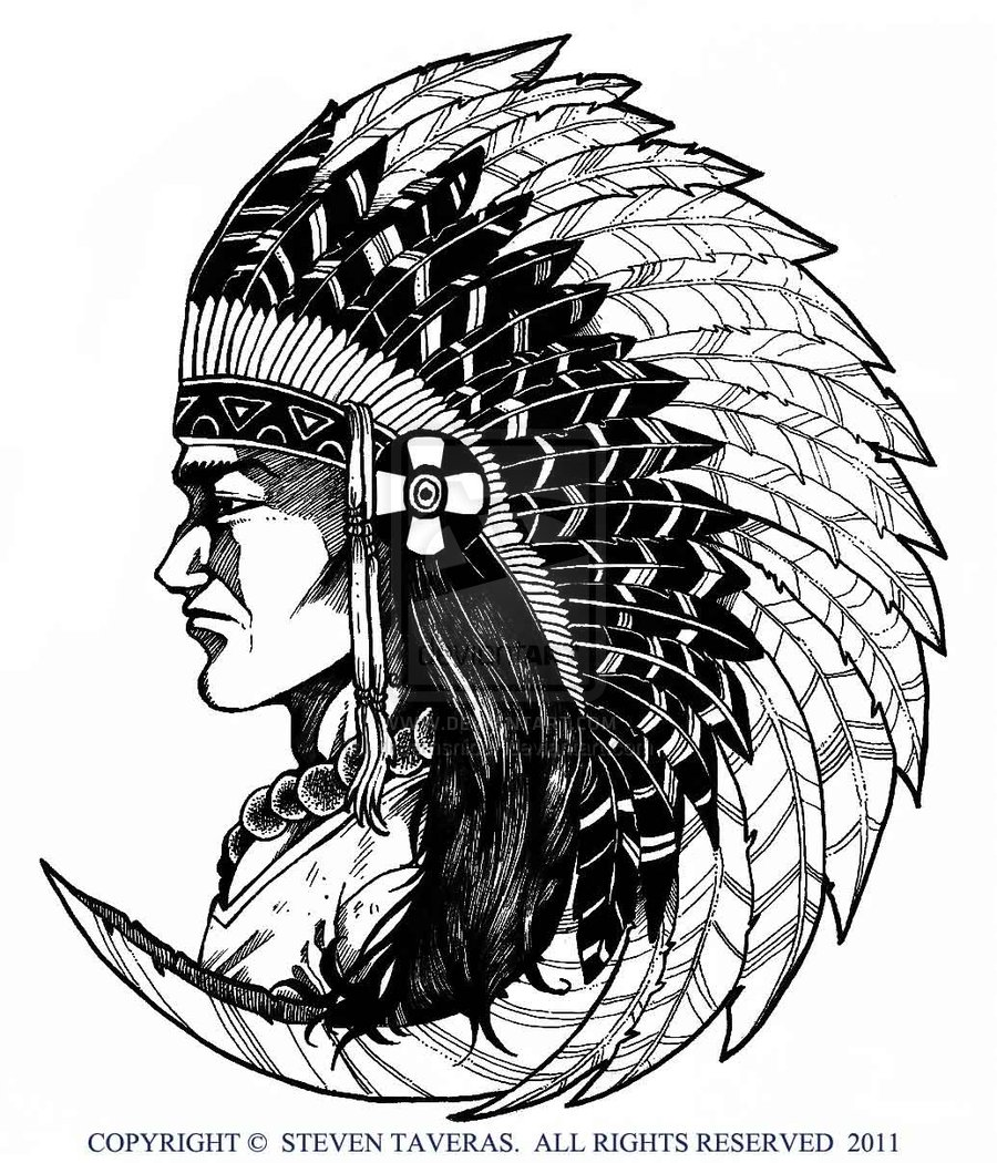 900x1050 Native American Art Drawings Native American By ~dreamsniper