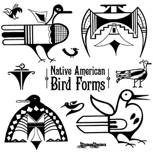 300x300 Native American Graphics