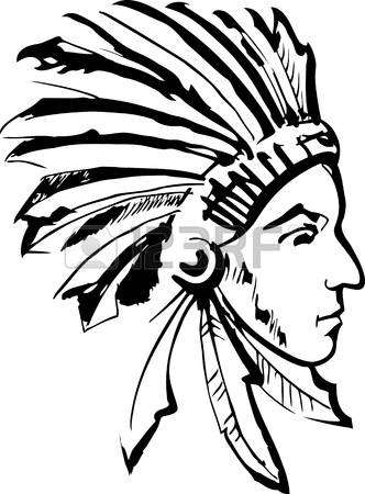 332x450 Native American Clipart Aboriginal Person