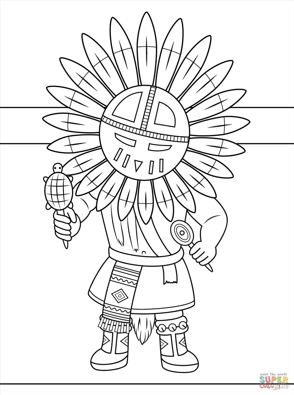 1023x1372 Good Native American Coloring Pages Snapshot Unknown Resolutions