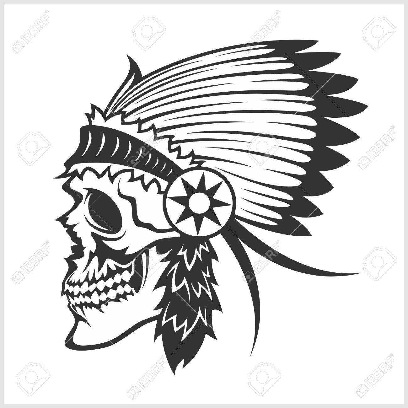 1300x1300 Native American Indian Chief Headdress