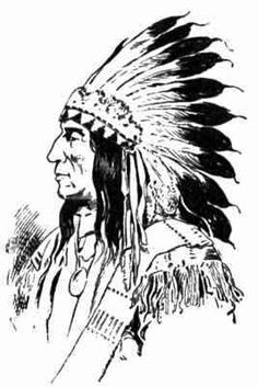 236x353 Native American Indian Coloring Pages