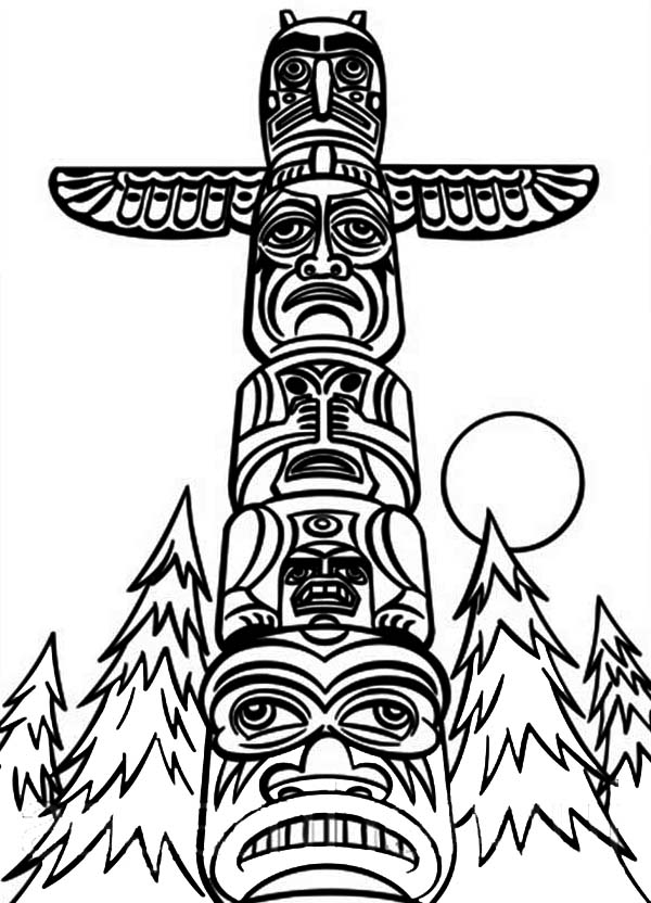 Native American Drawing At Getdrawings Free For Personal Use